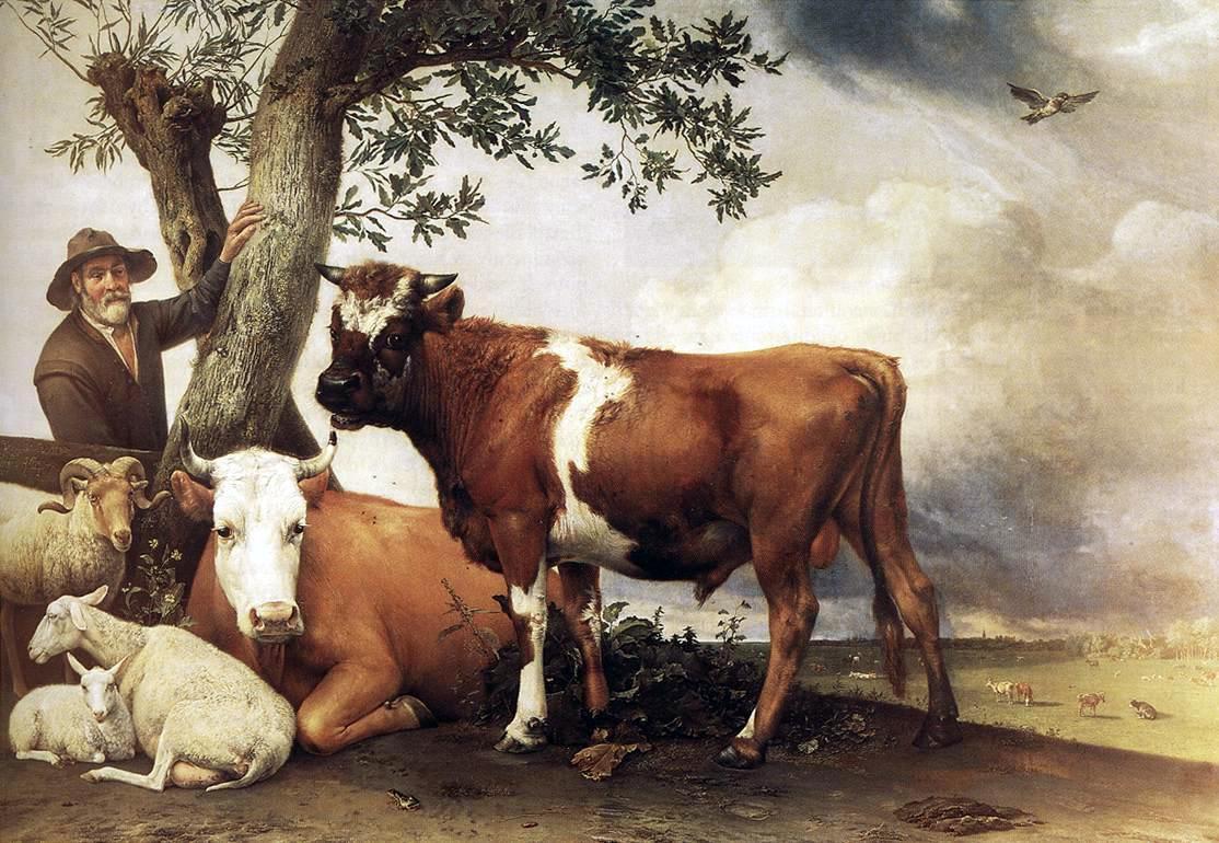 Farm animals HZ